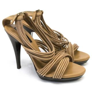 Burberry  Cord Sandals