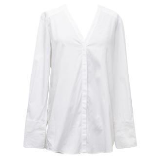 Edun White Shirt