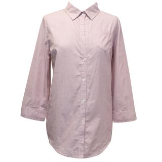 Elizabeth & James Pink Shirt