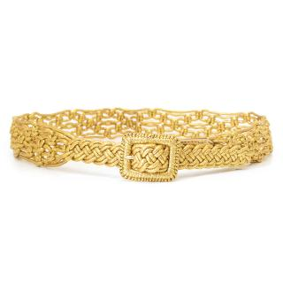 Temperley Gold Belt