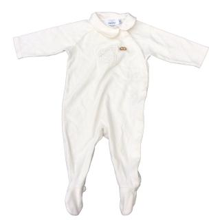 Baby Dior baby grow sleep suit size 9months unisex