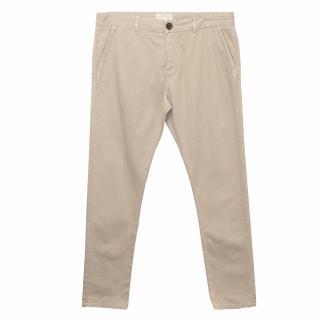 Current Elliot Beige Trousers