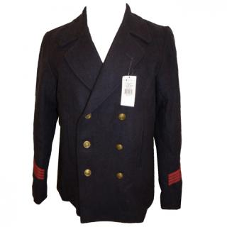 Polo Ralph Lauren dark blue nautical naval jacket