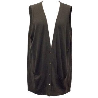 Vanessa Bruno Grey Vest