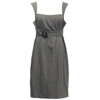 Connolly Grey Sleeveless Tunic Dress