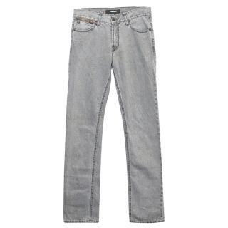 J.lindeberg grey jeans