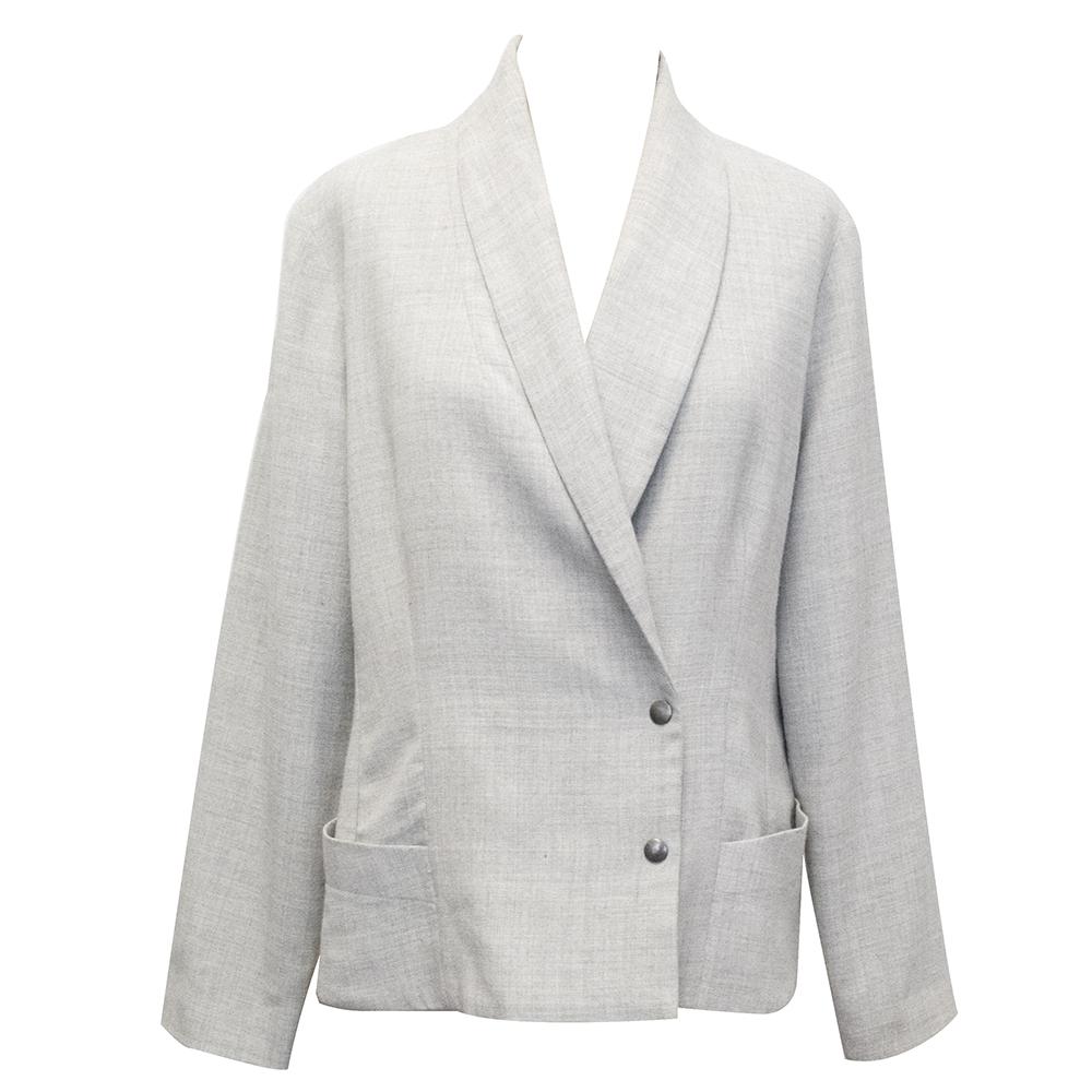 Maya Negri Grey Blazer