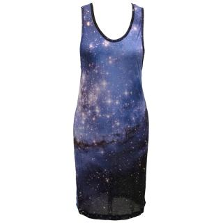 Christopher Kane Blue Print Tank Top