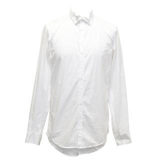 Johan by J. Lindeberg White Oxford Shirt