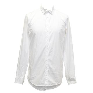 Johan by J. Lindeberg White Oxford Shirt