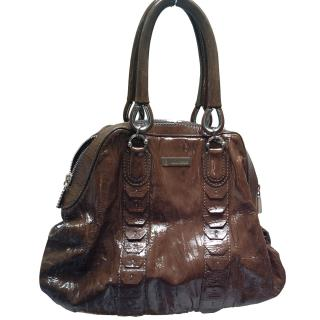 Gianfranco Ferre Brown Bag