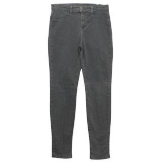 J Brand Grey 'Maria' Jeans