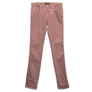 Filippa K Pink Jeans