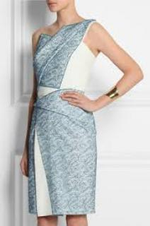 Roland Mouret Suhail Chantilly dress