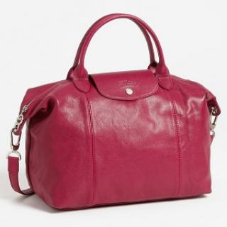 Longchamp Cuir Depose