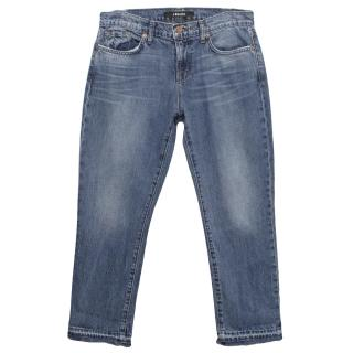 J Brand Santiago Boyfriend Jeans