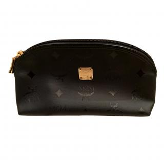 Mcm cosmetic pouch or clutch