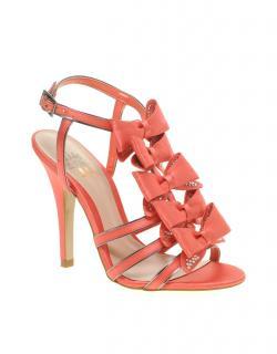 Kurt Geiger salmon shoes