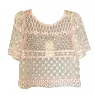 Alice Temperley short top