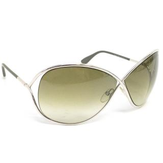 Tom Ford Silver Sunglasses