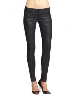 Adriano Goldschied 'The Legging' Black Super Skinny coated Jeans W28