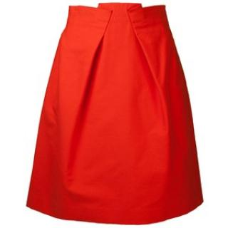 Roland Mouret, Kava red skirt (RPP �430.00)
