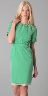 Acne Studios Lucille Taffeta Dress (RPP �350)
