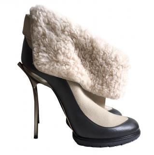 Bally Limited edition Ball heels