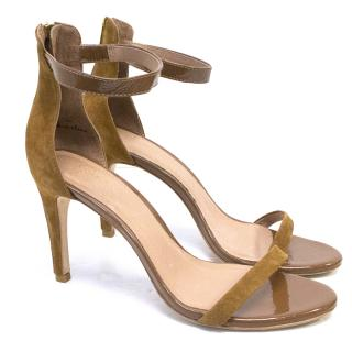 Joie Abbot Tan Sandals
