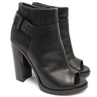 Givenchy Cannes Leather Ankle Boot
