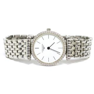Longines La Grande Classique Diamond Bracelet Watch