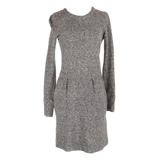 Isabel Marant Etoile Grey Knit Dress