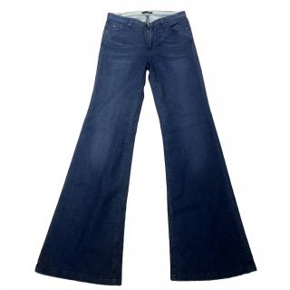 7 For All Mankind Denim Flared Jeans