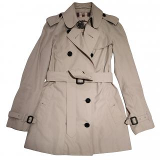 Burberry Mac Trenchcoat