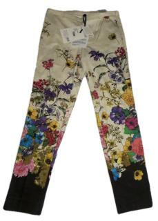 Moncler Floral Trousers