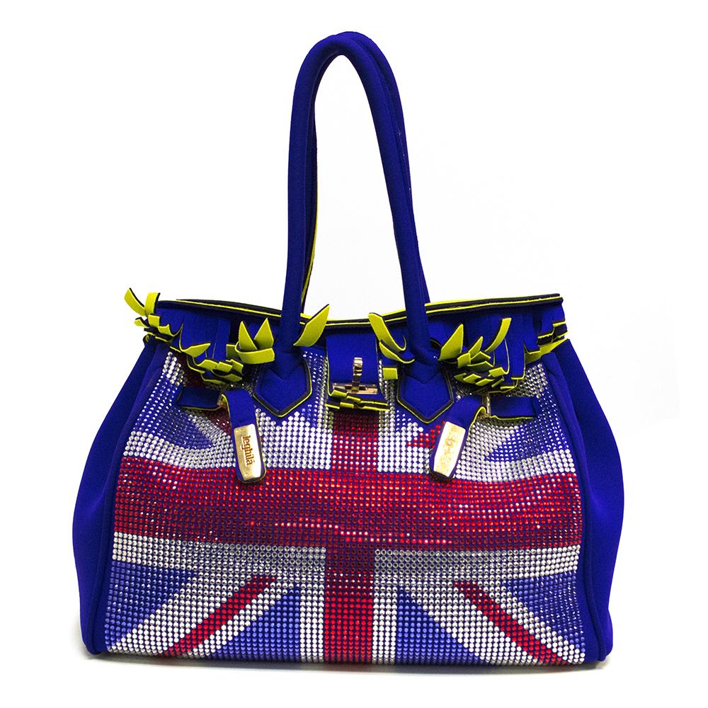 Leghila Union Jack Bag