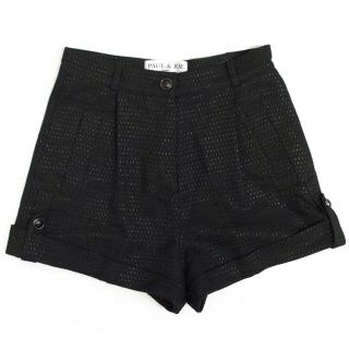 Paul & Joe Black Shorts