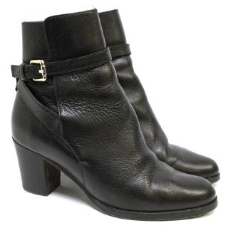 L.K Bennett Aleena Lugged Sole Ankle Boots