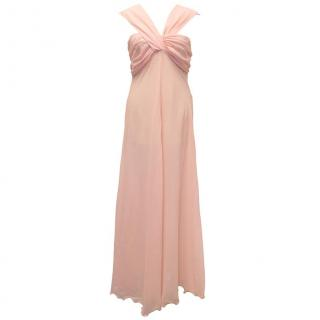 Christian Dior Lingerie Pale Pink Dress