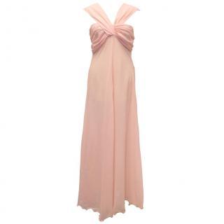 Christian Dior Lingerie Pale Pink Dress