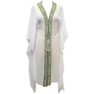 Lavanya Beaded Cover-Up