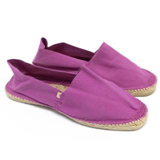Pare Gabia Pink Espadrille Shoes