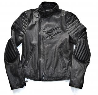 Ralph Lauren Black Label leather jacket