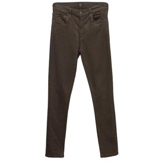Citizens of Humanity Brown Jeans
