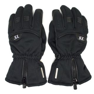 Snowlife Black Ski Gloves