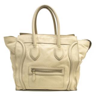 Celine Cream Phantom Bag