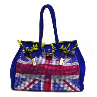 Leghila Union Jack Bag