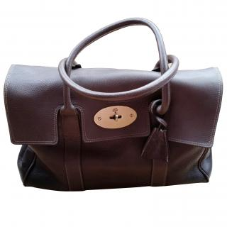 Mulberry Bayswater Brown Ombre