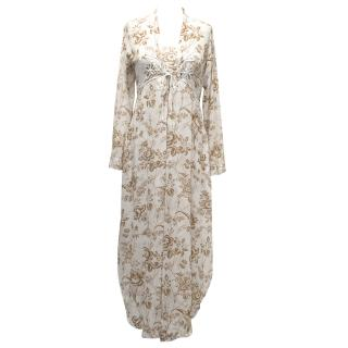 La Perla Night Gown & Robe