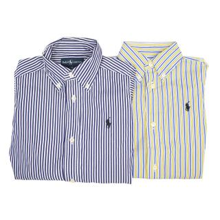 Ralph Lauren Kids Striped Shirts